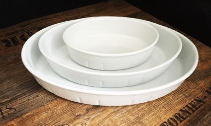 empiller rôtir plat ovale lumineux