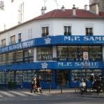 Magasin de Paris France